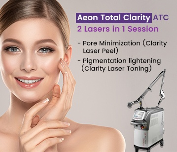 AEON Total Clarity laser program