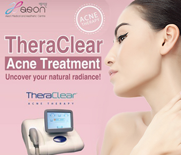 THERACLEAR™ ACNE SYSTEM
