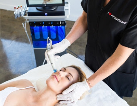 The advantages of the HydraFacial treatment: